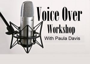 voice over logo